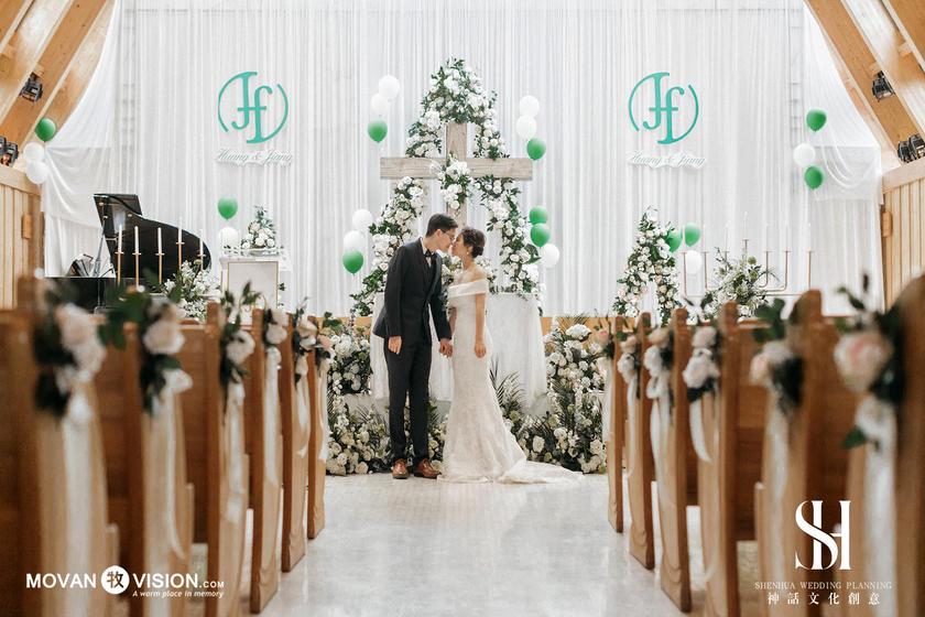 杭州办教堂婚礼多少钱(附教堂推荐)