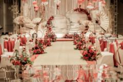 中式婚礼花童入场流程
