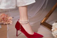 藏婚鞋的10个绝佳位置