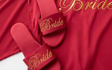 结婚拖鞋一定要红色吗 结婚拖鞋讲究