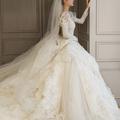 挑选婚纱的几个小经验~西安礼服分享
