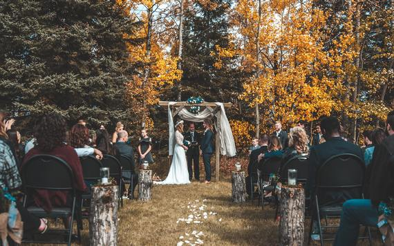 这些婚礼现场布置风格,宾客们都夸爆了!