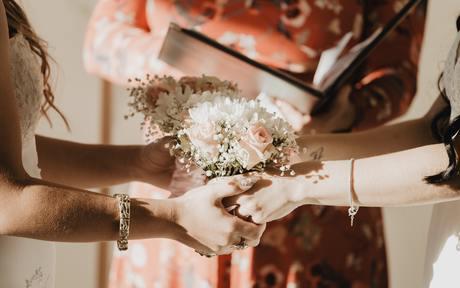 不接亲不恶搞,这些温馨的婚礼环节才更有仪式感!