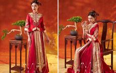 中式婚礼敬酒服穿什么 敬酒也要美美哒