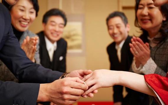 这样的订婚流程,最容易让双方家庭都满意!