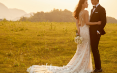 婚纱照和婚庆是一起的吗