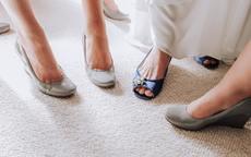 新娘选婚鞋的这几大禁忌,很多人都不知道!