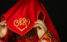 新娘红盖头的由来
