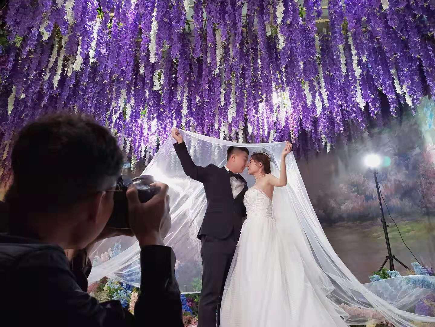 保定婚纱摄影伊尚婚纱摄影工作室记录爱情故事